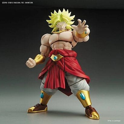 "bandai 224476: Legendary Super Saiyan Broly ""Dragon Ball Z"