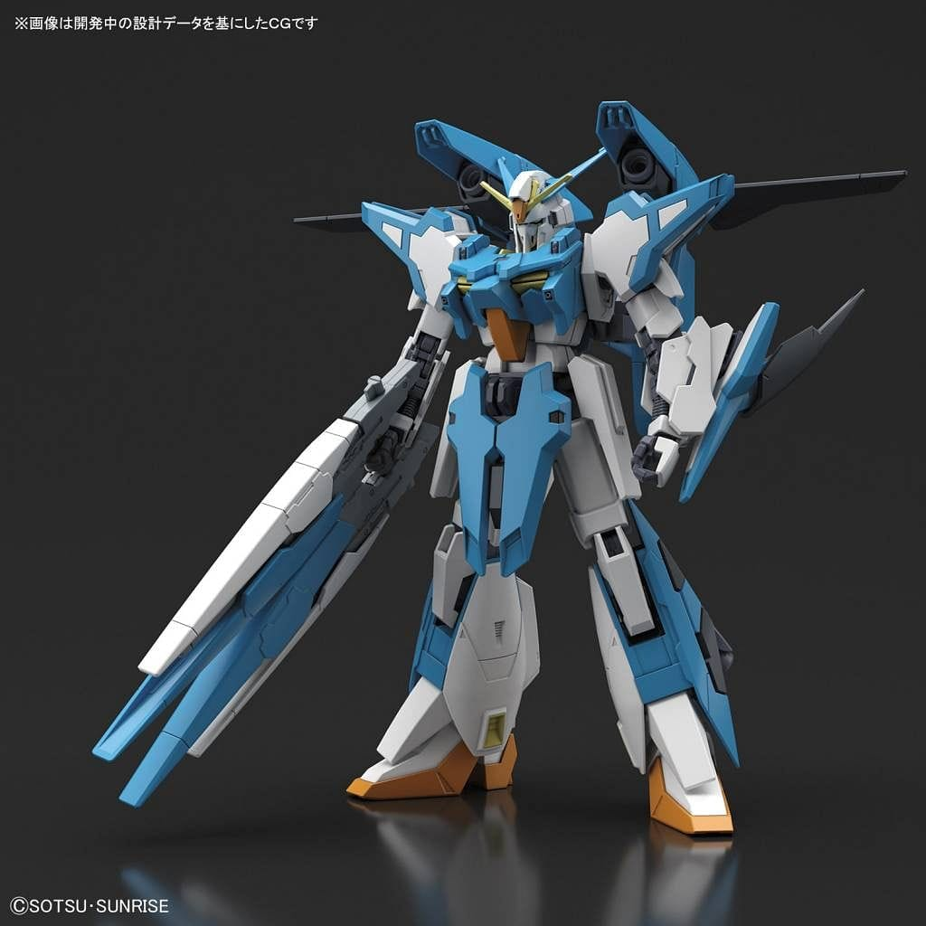 "BANDAI 224496: A-Z Gundam ""Build Fighters"" - RUI YONG HOBBY"