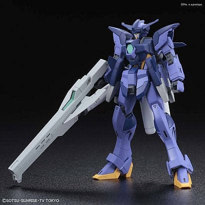 BANDAI 5055336 #17 Impulse Gundam Arc