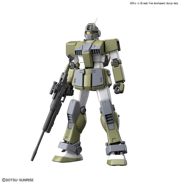"BANDAI 219768: GM Sniper Custom ""Mobile Suit Gundam MSV"""