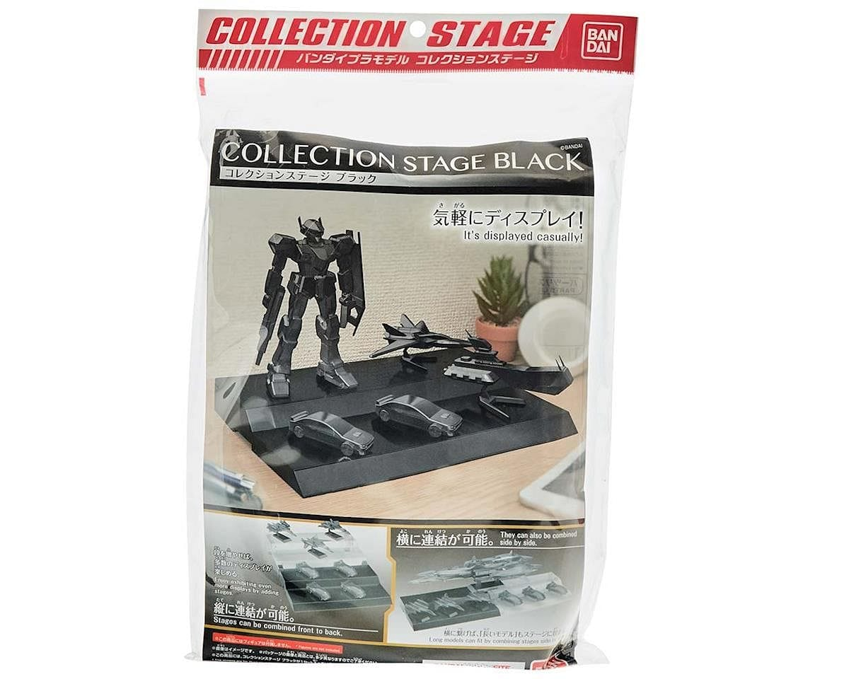 "BANDAI 221048: Collection Stage Black ""Collection Stage"" - RUI YONG HOBBY"