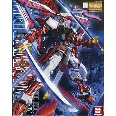 162047 MG 1/100 Astray Red Frame Revise - RUI YONG HOBBY