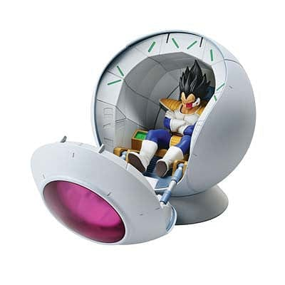 BANDAI 210526 Saiyan Space Pod Dragon Ball Z Fig-Rise Mechanic - RUI YONG HOBBY