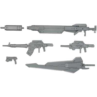 BANDAI 220706 1/144 24th Century Weapons GUN BF BAN HG