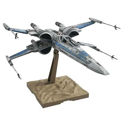 bandai 202289 1/72 Resistance X-Wing Star Fighter SW Frc Awkn - RUI YONG HOBBY