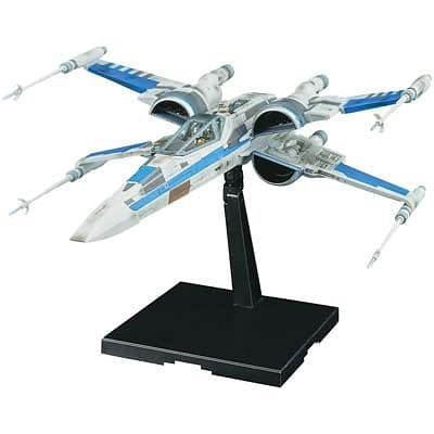 bandai 223296 1/72 Blue Squadron Resistance X-Wing Fighter SW - RUI YONG HOBBY