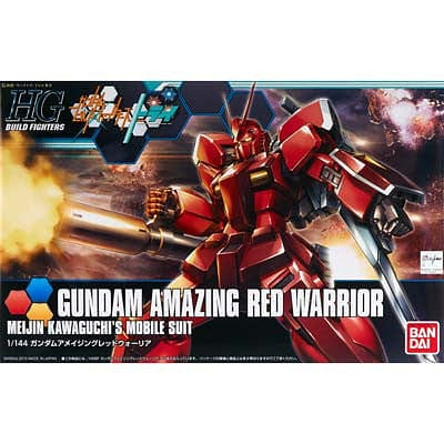 194872 #26 Gundam Amazing Red Warrior Gun BFT HG - RUI YONG HOBBY