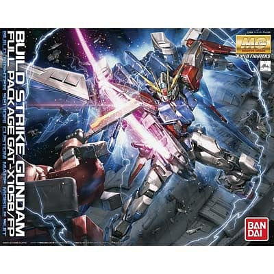 185183 Build Strike Gundam Full Package - RUI YONG HOBBY
