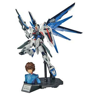 216378 Dramatic Combination Freedom Gundam Ver 2.0 - RUI YONG HOBBY