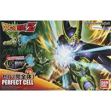 bandai 207586 Perfect Cell Dragon Ball Z Figure-Rise Standard - RUI YONG HOBBY