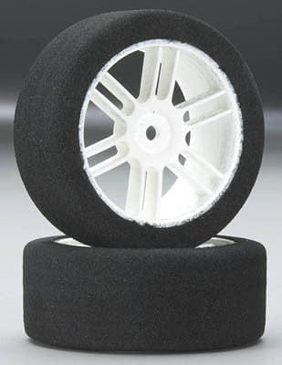 F2635 1/10 26mm Touring 35 Front Nitro Sedan Tires (2) - RUI YONG HOBBY
