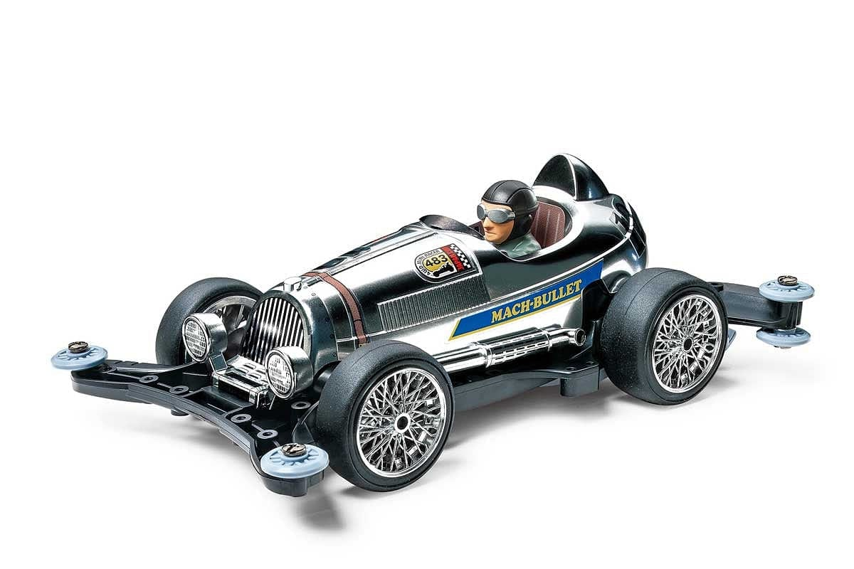 TAMIYA 95483 JR MACH-BULLET METALLIC SP.