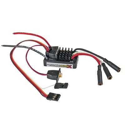 010-0147-00 1/18th Mamba Micro X Waterproof ESC