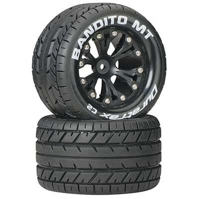 DTXC 3502 Bandito MT 2.8 Truck 2WD Mntd Re C2 Black (2)