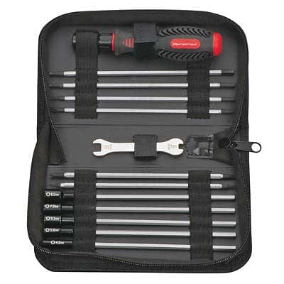 DTXR 0410 19-in-1 Tool Set w/Pouch for Traxxas - RUI YONG HOBBY