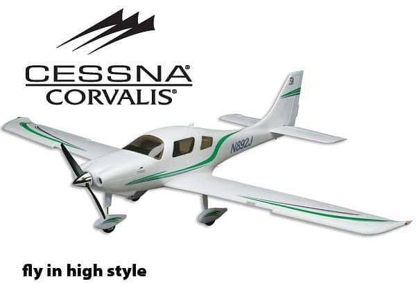 Cessna 350 Corvalis Select Scale RTF - RUI YONG HOBBY