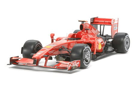 TAMIYA 20059 Ferrari F60 - w/Photo Etched Parts - RUI YONG HOBBY