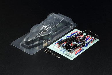 TAMIYA 15494 JR Body Set Astute - Clear Polycarbonate - RUI YONG HOBBY