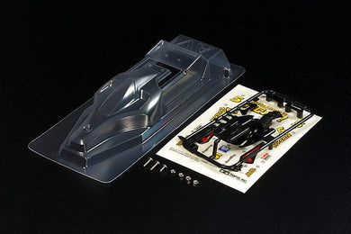 TAMIYA 15496 JR Body Set Avante - Clear Polycarbonate - RUI YONG HOBBY