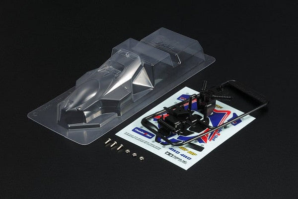 TAMIYA 15502 JR Body Set Thunder Shot - Polycarbonate