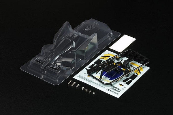 TAMIYA 15503 JR Body Set Winning Bird - Polycarbonate Formula Clear