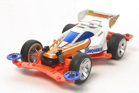 JR Terra Conqueror RS - VS Chassis - RUI YONG HOBBY