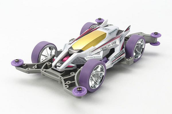 TAMIYA 95372 JR DCR-01 Purple Special