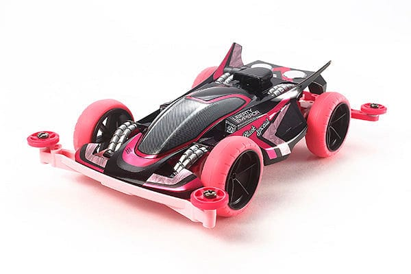TRAXXAS 95362 JR Liberty Emperor Premium - Super II Chassis Black Sp.