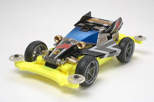 TAMIYA 95296 JR Dash-1 Emperor Black Sp. - MS Chassis