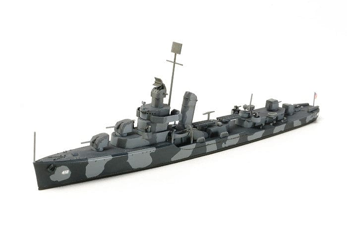 31911 Navy Destroyer DD412 Hammann - RUI YONG HOBBY