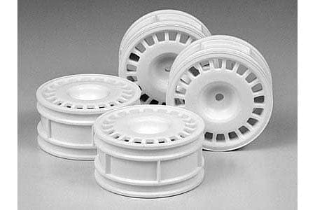 TAMIYA 51021 RC Ford Focus RS WRC 03 Wheels - 4pcs