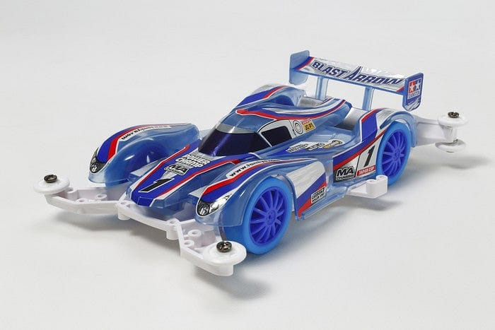 TAMIYA 95217 JR Blast Arrow Clear Blue Sp - RUI YONG HOBBY