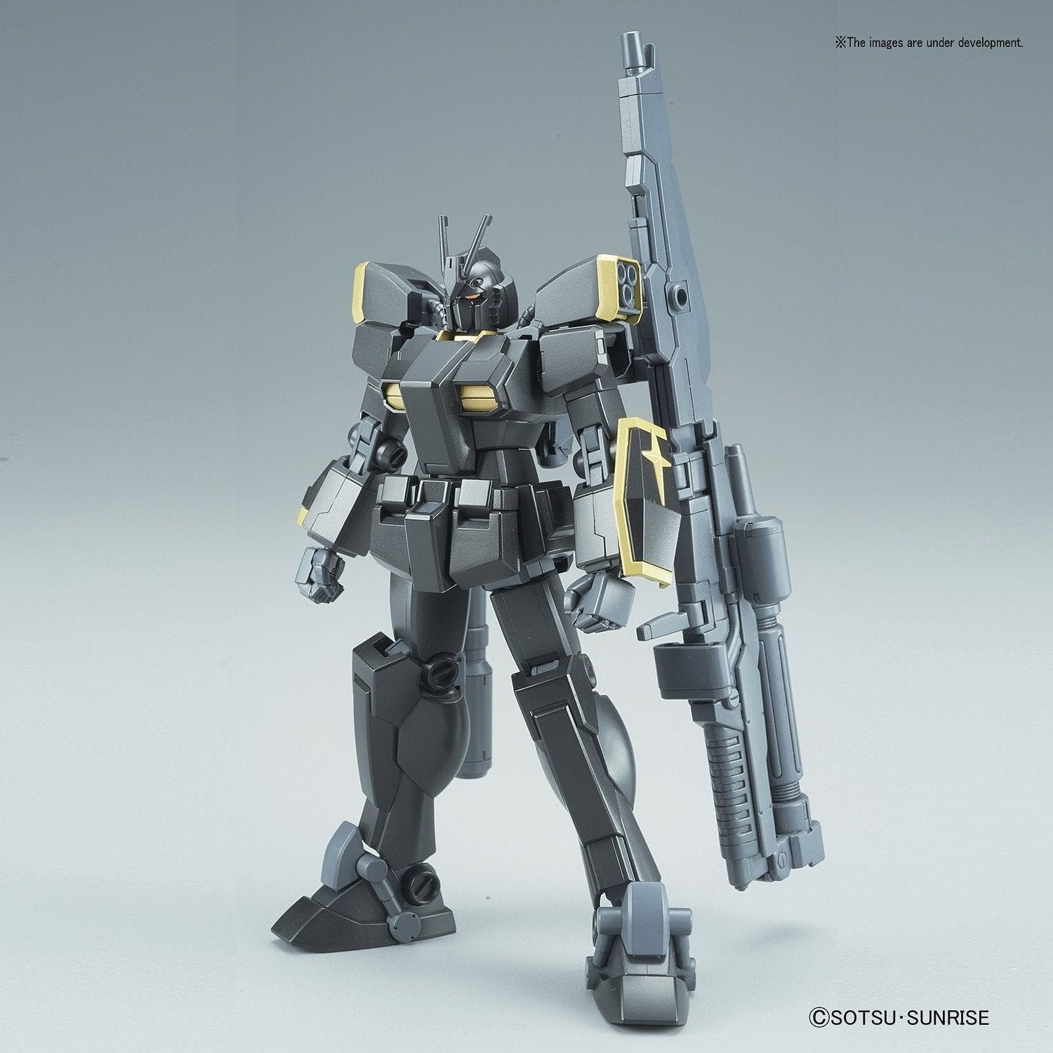 BAN221286: Gundam Lightning Black Warrior - RUI YONG HOBBY