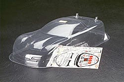 7039 '97 Corvette Body w/Decals - RUI YONG HOBBY