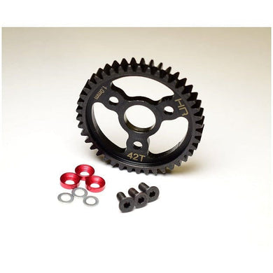 SRVO442 Steel Spur Gear, Heavy Duty, 42 Tooth, 1.0 Mod - RUI YONG HOBBY