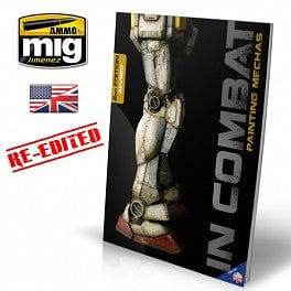 AMIG 6013 IN COMBAT – PAINTING MECHAS (ENGLISH) - RUI YONG HOBBY
