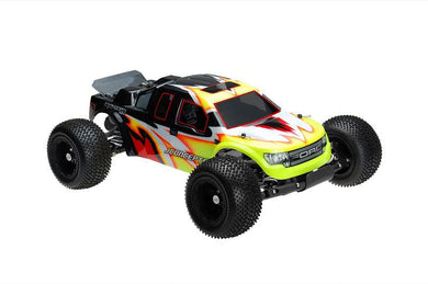 JCO 0210  Illusion Ford Raptor SVT Body for Traxxas Rustler Trucks clear