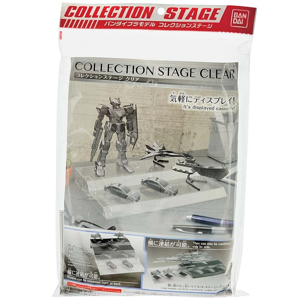 "BANDAI 221050: Collection Stage Clear ""Collection Stage - RUI YONG HOBBY"