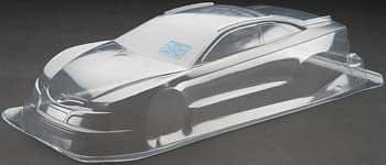 1236-25 G6-T Lightweight Clear Body Oval/200mm Sedan - RUI YONG HOBBY