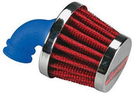 RBAF3992-03A High Performance Filter w/90 Deg Elbow RED