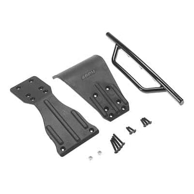 RPM 70902 Front Bumper Assembly Black SC10 - RUI YONG HOBBY