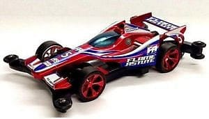 TAMIYA 95209 JR Flame Astute Red Special - AR Chassis Red Metallic - RUI YONG HOBBY