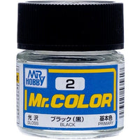 MR HOBBY C2 GLOSS BALCK