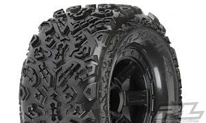 PROLINE 1010511 Big Joe II 2.2 All Terrain Tires Mounted - RUI YONG HOBBY
