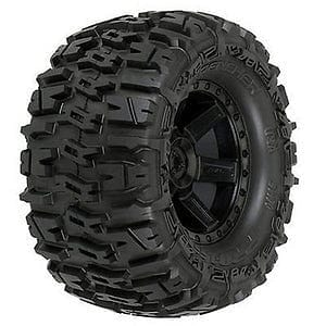 "PROLINE 117012 Trencher 2.8"" All Terrain Tires Mounted"