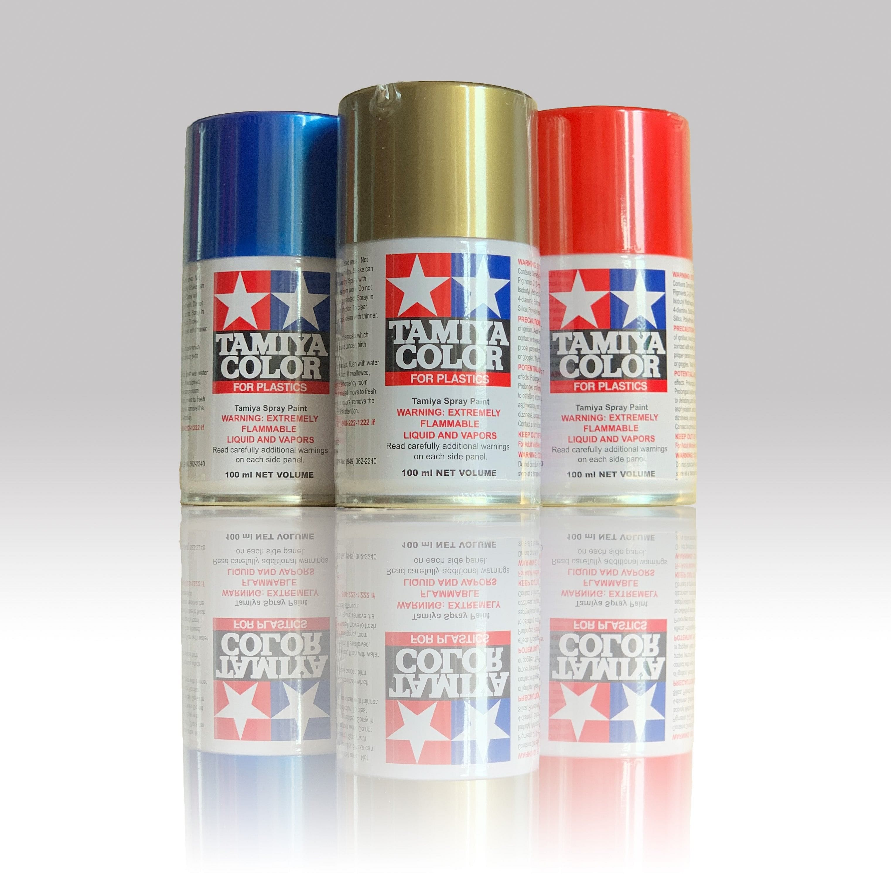 Tamiya Ts Lacquer Spray Paint For Plastic Model - 100ml