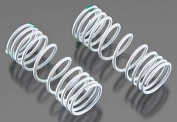TRAXXAS 6862 Springs Slash 4x4 Fr -10% Rate Grn (2) - RUI YONG HOBBY