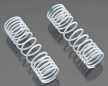 TRAXXAS 6866 Springs Slash 4x4 Rear -10% Rate Green (2) - RUI YONG HOBBY
