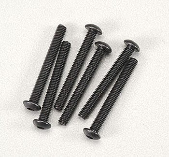 TRAXXAS 2581 Button Head Machine Screw 3x25mm Revo (6) - RUI YONG HOBBY