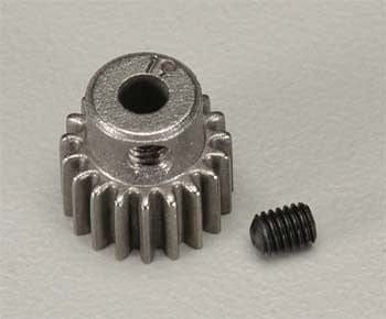 TRAXXAS 2419 Pinion Gear 48P 19T w/Set Screw Steel - RUI YONG HOBBY